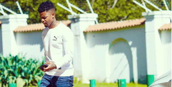 Check Out The Beast Car Lebese Drives Around In