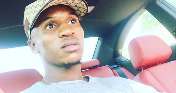 Check Out Themba Zwane's Personalized Car