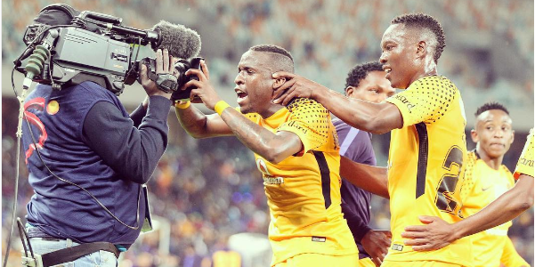 Maluleka Dedicates Goal To His Late Friend Dumi Masilela