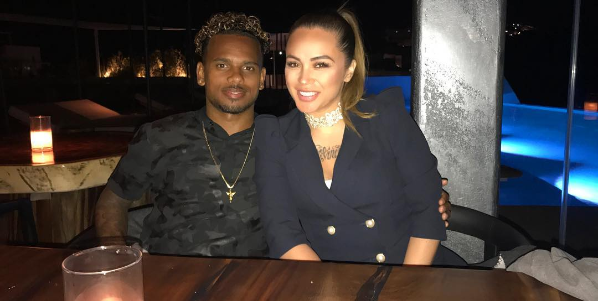 Pics! Erasmus And Wife Celebrate Anniversary In Paris