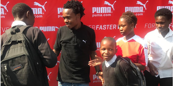 Percy Tau Wins A Major Sports Award