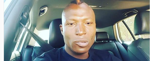 Pics! Tendai Ndoro Proposes To His Girlfriend