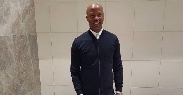 Watch! Jimmy Tau Shows Off His Dance Moves