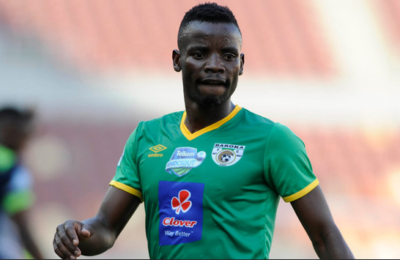 Baroka's Sipho Moeti Targets The Big Clubs To Sign Him