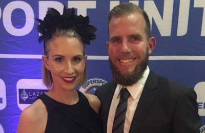 Brockie Gushes Over His Wife In Anniversary Post