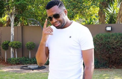 Damn! You Won't Believe What Prawns Allergy Did To Khune's Lips!