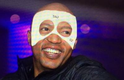 Jimmy Tau Pokes Fun At Face Mask Wearing Khune