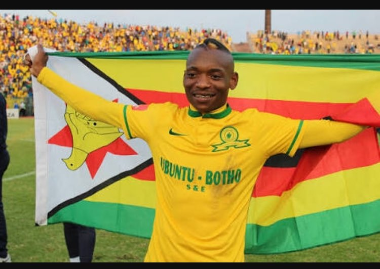 'Keep Me Out Of Zim Politics,' Says Khama Billiat