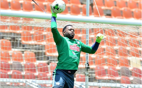 Khune Requests Face Mask In Upcoming Match Against Senegal.