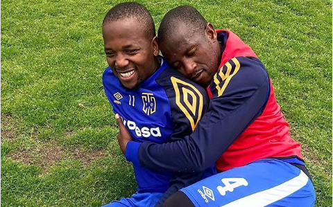 Kobola Gushes Over His Friendship With Ngoma