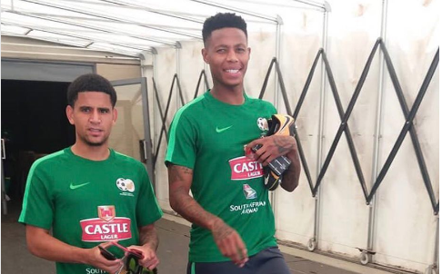 Football Fans Not Happy With Dolly And Zungu Bafana Call Up