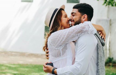 Pics! Ajax Cape Town's Travis Graham Is Engaged To Longtime Girlfriend