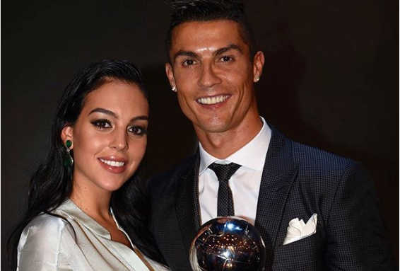 Pics! Cristiano Ronaldo Welcomes His Forth Child