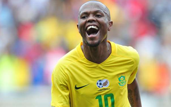 Soccer Fans React To Baxter Calling Thulani Serero For National Duty
