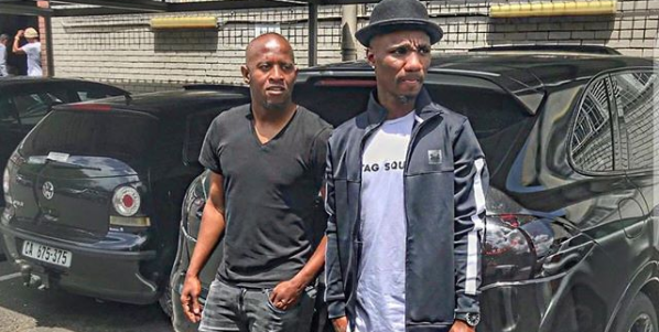 Check Out Kobola's Birthday Shoutout To Teko Modise