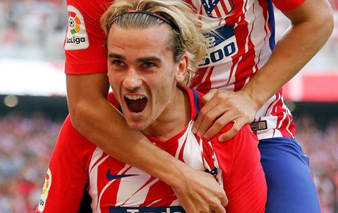 Griezmann Receives Backlash Over Racist 'Black Face' Party Costume