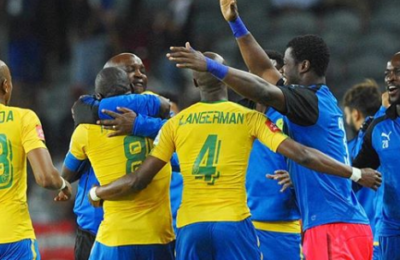 Mamelodi Sundowns' Clubhouse Robbed