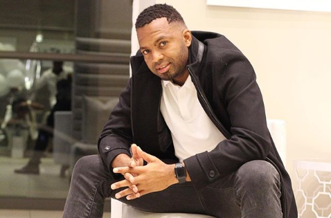 Pics! Inside Khune's Date Night With His Girlfriend
