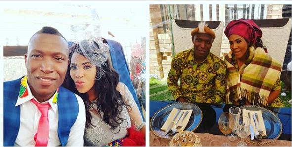 Photos! Tendai Ndoro Ties The Knot