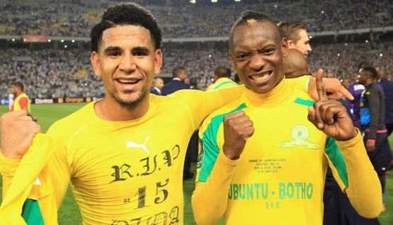 SA Soccer Stars With The Coolest Friendships