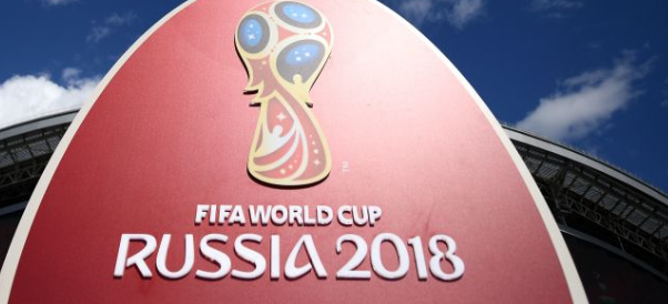 Check Out The 2018 World Cup Fixtures