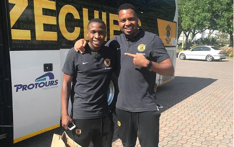 Check Out Hlatshwayo And Khune's Birthday Shoutouts To Maluleka
