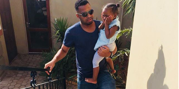 'It's Time I Have My Own,' Khune On Having Kids