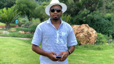 Itu Khune Claps Back At Fan Over A Photo
