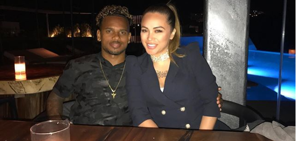 Kermit Erasmus And His Wife Celebrate Their 8th Anniversary