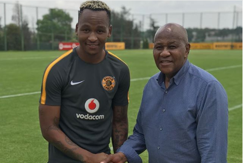 Khuzwayo Sings Motaung Snr's Praises Amid Possible Exit Rumors