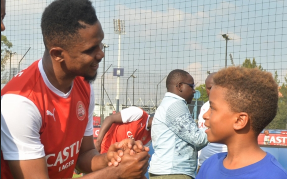 'PSL Is The Best In Africa,' Says Cameroon Legend Samuel Eto'o
