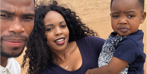 Pics! Check Out Thulani Hlatshwayo's Family Vacation