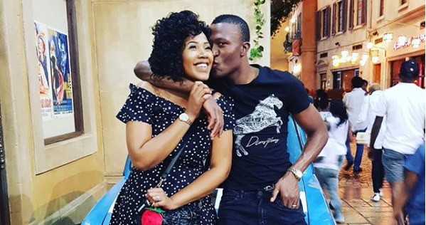 Pics! Tendai Ndoro's Baecation With His Wife
