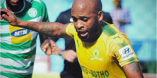 Sundowns' Oupa Manyisa Looking Forward To Pirates Game
