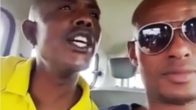 Watch! Former Stars Steve Lekolea & Jabu Pule's Attempt At Rapping