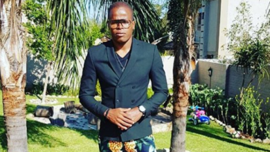 Katsande Shares Touching Advice After Losing His Mother