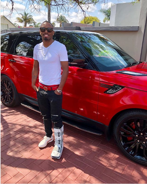 Who Owns Range Rover >> Pics! Check Out Bernard Parker's Car Collection - Diski 365