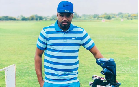 Pics! Khune, Moon And Pieterse Go Golfing