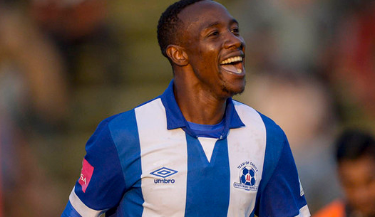 'Rusike Is 2nd After Tau As An Attacker,' Says Maritzburg United Coach Davids