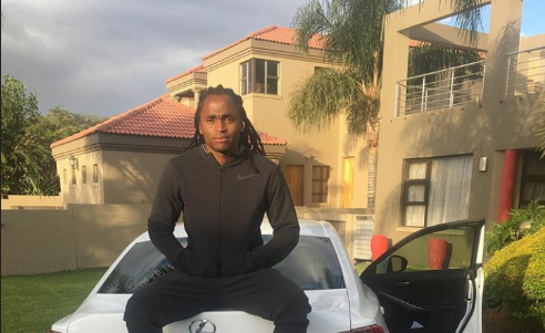 In Pics! SA Footballers And Their Houses