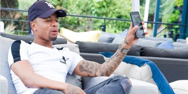 Pic! Check Out George Lebese Driving Aston Martin - Diski 365 dfa3669d15
