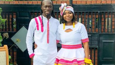 Pics! Inside Yeye And Mpho Maboi's Traditional Wedding