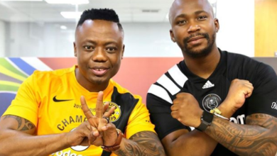 SA Celebs And Their Favorite Football (PSL) Clubs
