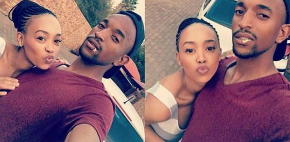 5 Photos Of Sundowns' Tiyani Mabunda That Prove He's A Great Husband And Dad