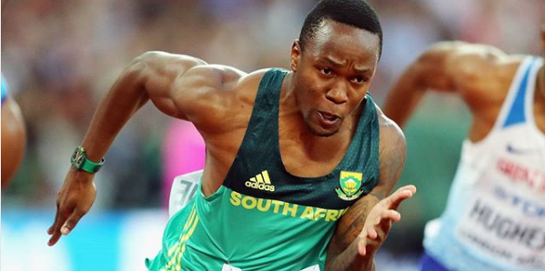 5 Things You Need To Know About SA Sprinter Akani Simbine