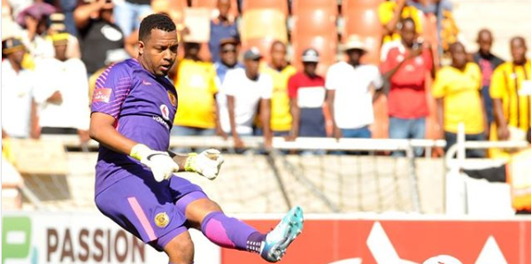 Check Out Khune's 300 Appearances Congratulatory Gift From Chiefs