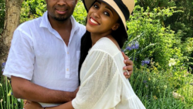 Khune Reacts To His Girlfriend Sbahle's Graduation
