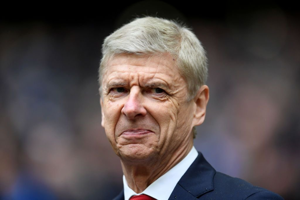 Twitter Reacts To Arsene Wenger Leaving Arsenal At End Of Season