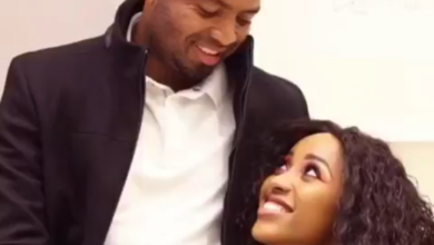 Watch! Khune Shares Rare Video With His Girlfriend Sbahle