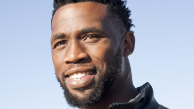 10 Things You Need To Know About New Springbok Captain Siya Kolisi